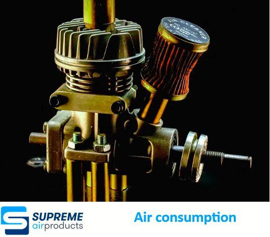 air-consumption